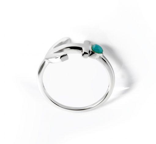 Nautical Sailor Anchor Ring